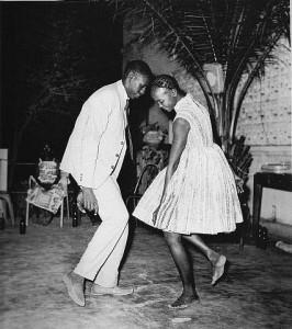 Un couple dans les années 40