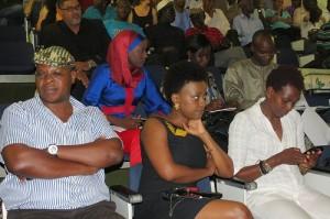 Conférence AN à Dakar