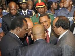 Fin de la réunion des pays du champ à Nouakchott : L'option diplomatique d'abord, la force ensuite mali-crise1