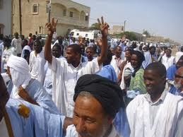 Grogne des transporteurs : Les chauffeurs bloquent l'accès à Nouakchott dans société transporteurs