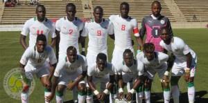 Les Lions du Sénégal loaux