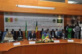 Commission mixte mauritanie sénégal